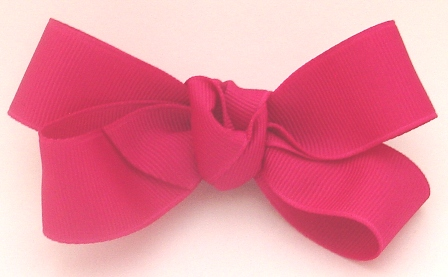 Basic Toddler Hair Bow