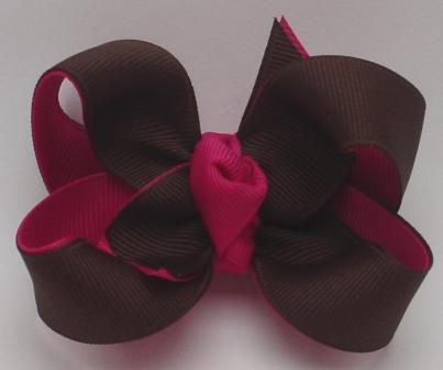 Raspberry Truffle Bow