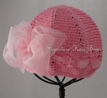 Signature Cap - Sheerly Pink