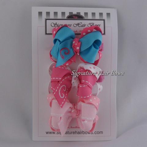 baby hair bows