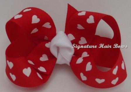 Seasonal Hair Bows