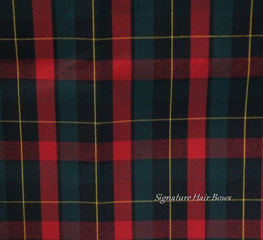 school uniform plaid
