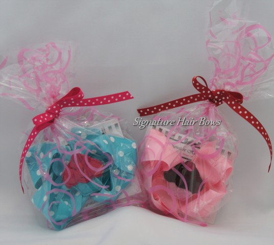 Cupcake Birthday Party Favor Bags
