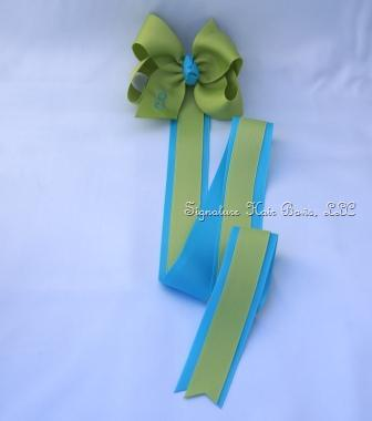 Deluxe Bow Holder - Tropical
