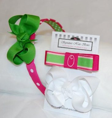 Headband Trio Gift Set